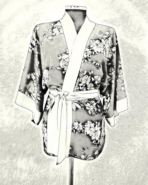 Kimonos camiseros
