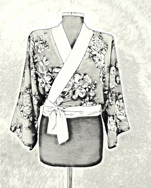 Kimonos cortos
