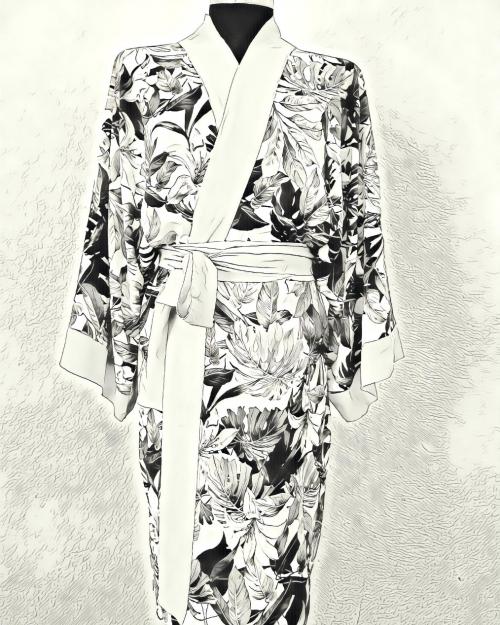 Kimonos medios