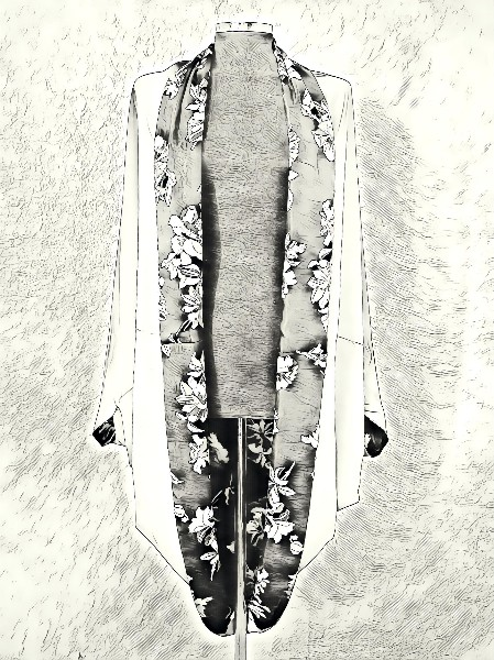 Kimonos reversibles